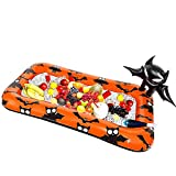 Zcaukya Inflatable Halloween Buffet Cooler, Blow Up Drinking Cooler with Demon, Serving Bar for Party Supplies