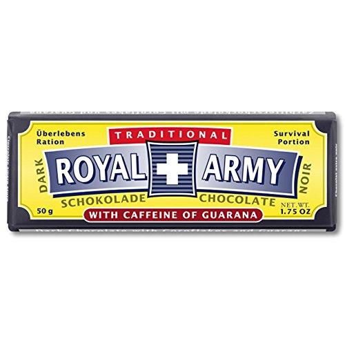 Royal Army Dunkle Schokolade 50 g