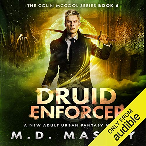 Druid Enforcer cover art