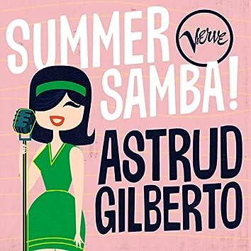 Summer Samba! - Astrud Gilberto