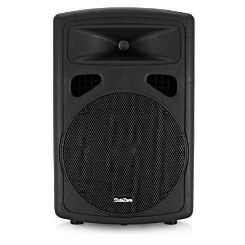 "SubZero 400W 10"" Passive PA Speaker"