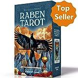 Raben Tarot (Crow Tarot): Set mit Booklet und 78 Karten: Set mit Booklet und Karten - MJ Cullinane