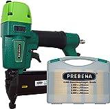 Druckluftnagler Prebena 2XR-J50 (Inkl. 8000 Nägel)