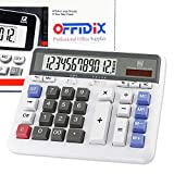 OFFIDIX Office Computer Key Electronic Calculator, Financial...