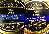 2 x 125 GR.(250) Eau Douce Beluga hyb. Caviar. Notre Plus popula. Livraison Gratuite