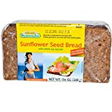 Mestemacher, Sunflower Seed Bread with Whole Rye Kernels, 17.6 oz pack of 2