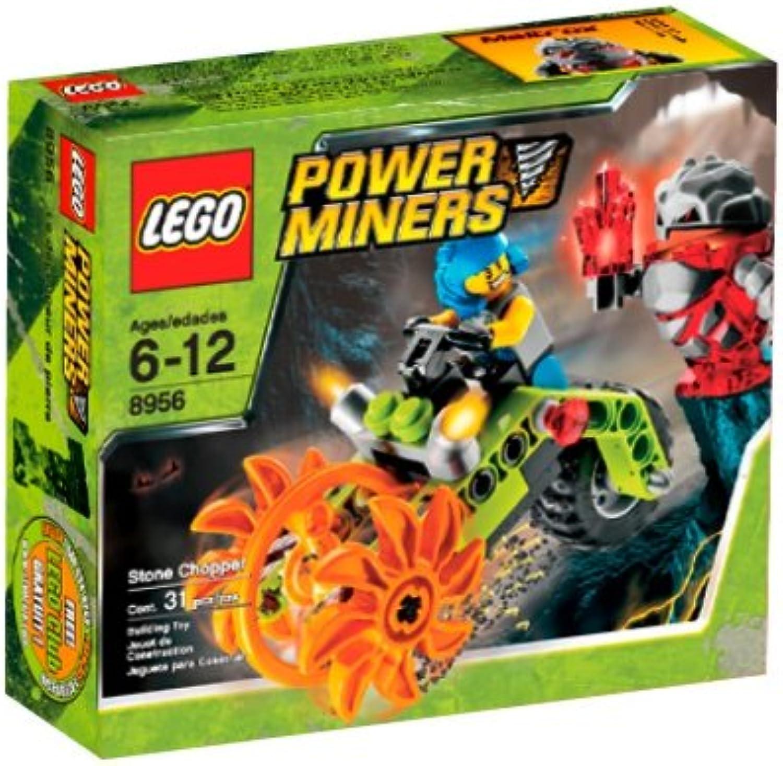 LEGO Power 8956 Miners Stone Chopper