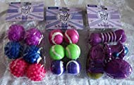 BARGAIN SAVER PACK ANCOL SMALL BITE TOYS X 3 ASSORTED PACKS - 16 MINI DOG TOYS