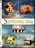 Courageous / Facing The Giants / Fireproof [Edizione: Stati Uniti] [Italia] [DVD]