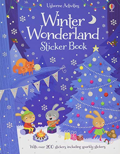 Watt, F: Winter Wonderland Sticker Book (Sticker Books)