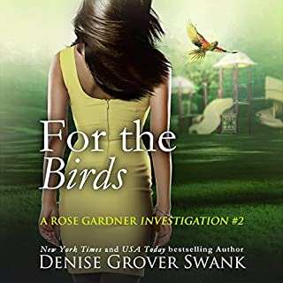For the Birds audiobook cover art