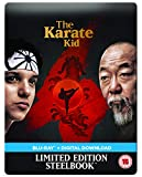 The Karate Kid Steelbook Blu-Ray [Edizione: Regno Unito] [Italia] [Blu-ray]