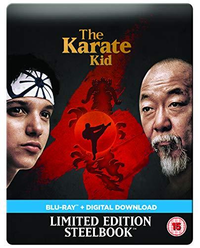 he Karate Kid (1984) - Zavvi Exclusive Limited Edition Steelbook (Blu-ray + UV Copy) (UK Import ohne dt. Ton) Blu-ray, Uncut, Regionfree