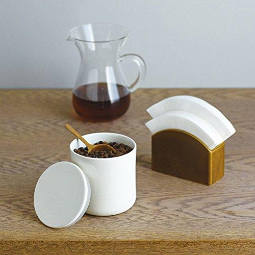 KINTO(キントー)保存容器SCSコーヒーキャニスター600mlホワイト27668