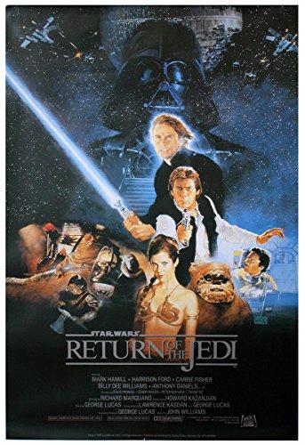Close Up Póster Star Wars Return of The Jedi/El Retorno del Jedi (Estilo B) (61cm x 91,5cm)