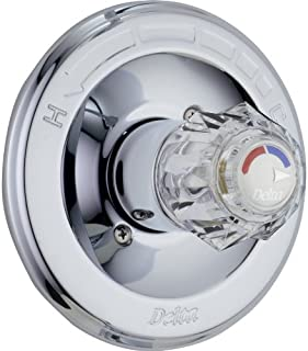 Delta Faucet T13022 Classic, MonitorR 13 Series Valve Trim Only, Chrome