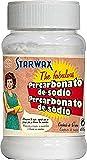 Starwax The Fabulous - Percarbonato De Sodio - Quitamanchas. Reaviva El Color De Tus Tejidos Y Recupera El color Blanco, 400 ml