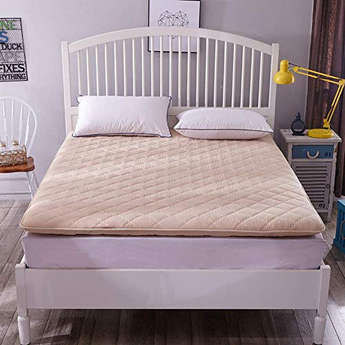 DJQ Folding Mattress Mat Mat Mattress Cover Mat Tatami Mat Traditional Japanese Futon Mattresses Four Seasons Usa F 100x200cm (39x79 inch)