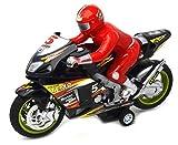 VENTURA TRADING 32 cm Moto da Corsa Alimentato dall'attrito Modello in Scala di Motocicletta Moto Giocattolo Moto GT Modello di Motocicletta Bici da Corsa