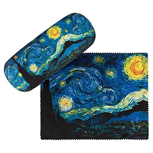 von Lilienfeld Estuche Gafas La noche estrellada de Vincent van Gogh Funda...