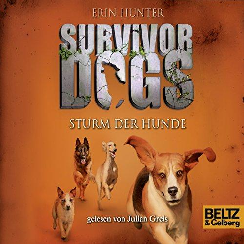 Couverture de Sturm der Hunde