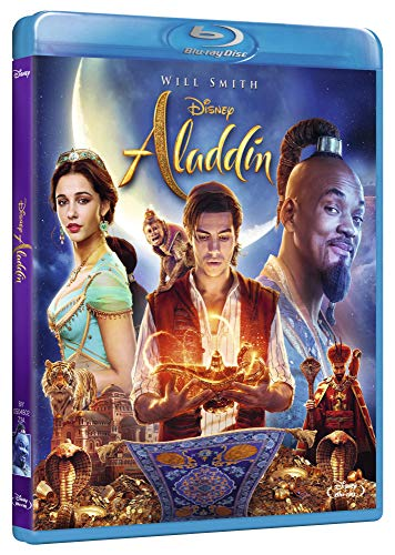 SMITH,MASSOUD,SCOTT,MAGNUSSEN,KENZARI - ALADDIN (1 BLU-RAY)