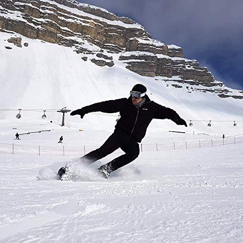 Fenglin Instelbare skiën mini slee snowboard muur sport skilaarzen skates outdoor winter uitrusting sneeuw board schoenen hoge