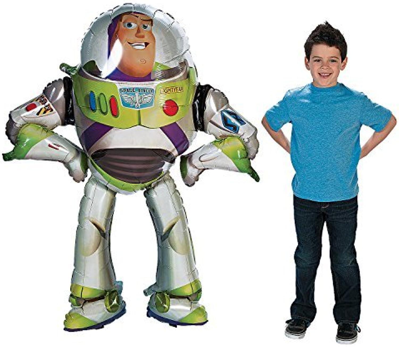 Disney Buzz Lightyear Airwalker Balloon Life Size Toy Story Anagram Balloons by Disney