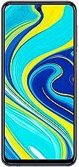 """Xiaomi Redmi Note 9S (Pantalla de 6,67"""" FHD+, DotDisplay, 6GB+128GB, Cámara cuádruple de 48MP, Snapdragon 720G, 5020mAh con carga de 18W) Gris Interestelar [Versión Internacional]"""