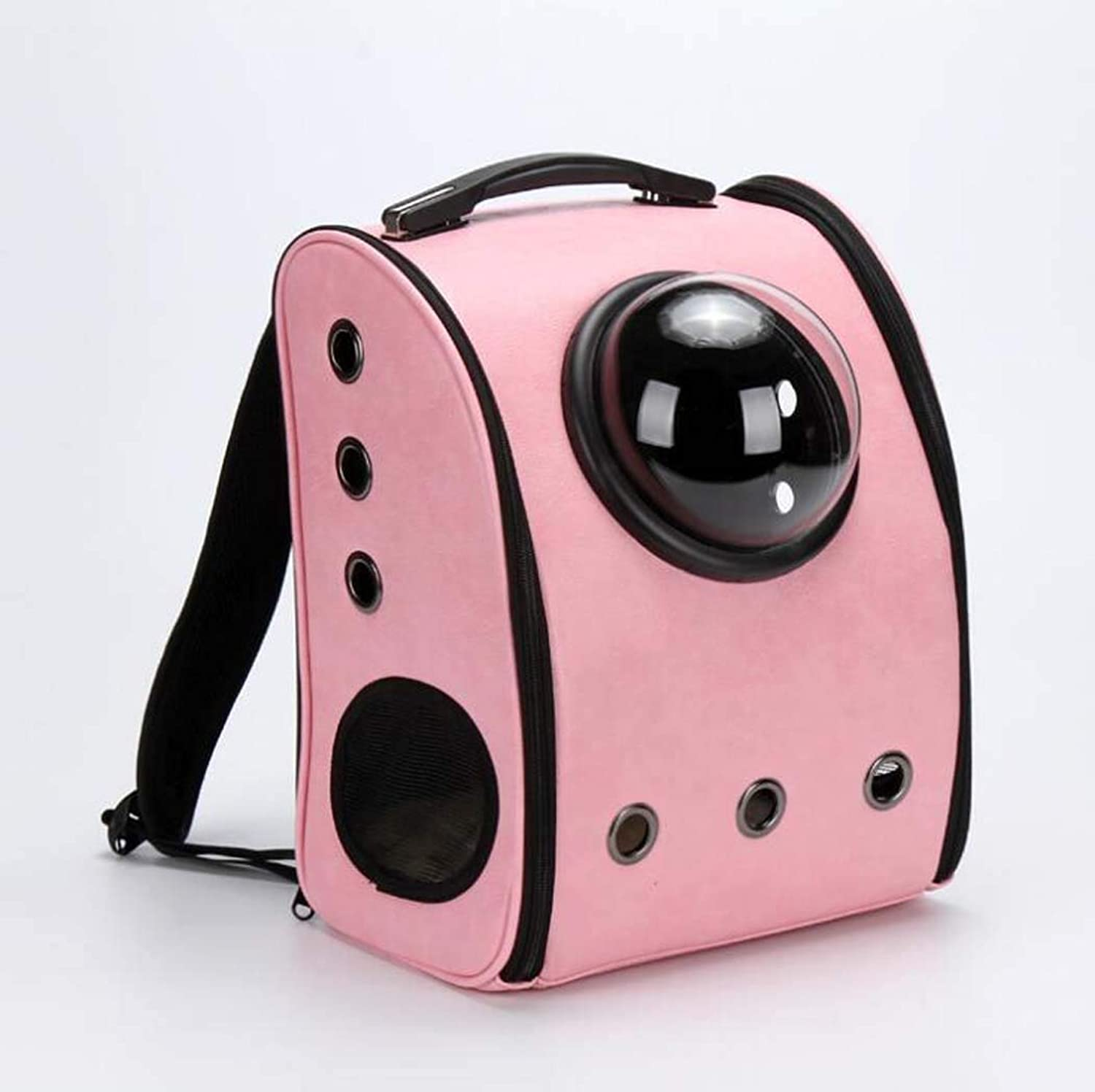Anap Cat Backpack Carrier Cat Bubbles Pet Backpack Airline Approved for Petite Dogs