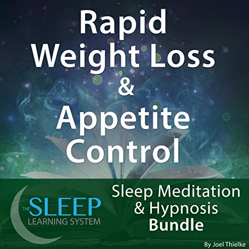 Rapid Weight Loss & Appetite Control audiobook cover art