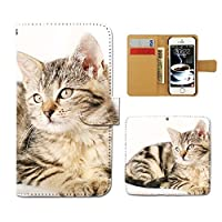 iPhone 12 Pro iPhone12Pro ケース 手帳型 ねこ 手帳ケース スマホケース カバー 猫 ねこ ネコ ペット 子猫 E0267010113505