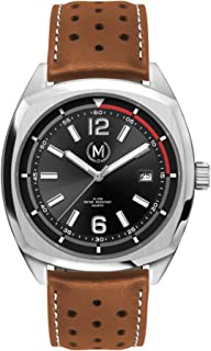 Marchand Classic Driver Racing Watch | Retro Watch | British Designed | Dress Watch | Highly Reliable Quartz Movement | Wa...