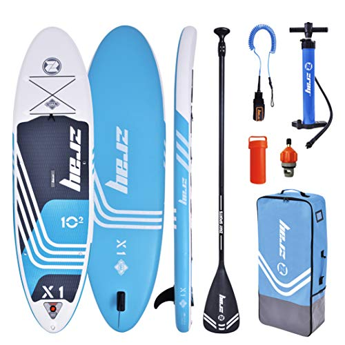 Tabla Paddle Surf Hinchable Zray X-Rider X1 10'2 Poolstar PB-ZX1E