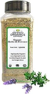 HQOExpress   Organic Herbs De Provence   8.4 oz. Chef Jar