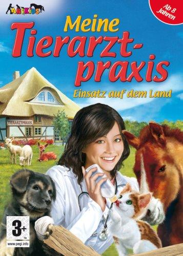 Meine Tierarztpraxis - Einsatz auf dem Land. CD-ROM ab Windows 2000/XP