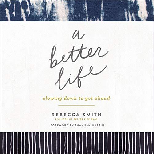 A Better Life cover art
