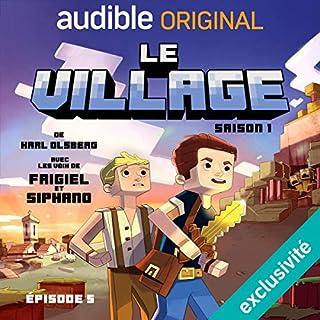 Page de couverture de Le village 1.5