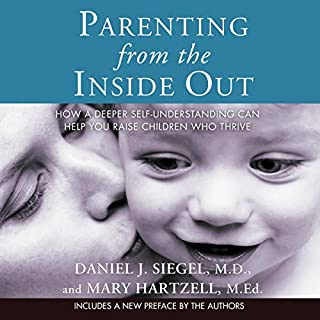 Page de couverture de Parenting from the Inside Out