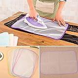 BigFamily Handy Mat Household Board Cover Iron Protective mesh Press Protector Clothes