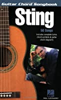 Sting: Guitar Chord Songbook (Guitar Chord Songbooks)