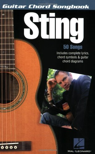 Sting: Guitar Chord Songbook