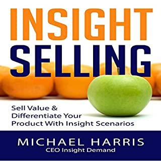 Insight Selling audiobook cover art