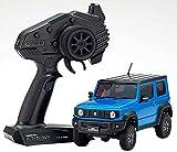 Kyosho Mini-Z 4x4 MX-01 Suzuki Jimny Sierra Brisk Blue (KT531P)