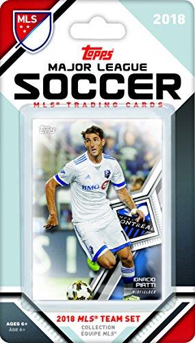 CSRAPIDS13 MLS Colorado Rapids Licensed 2013 Topps Team Card Set and Storage Album C/&I Collectables Inc