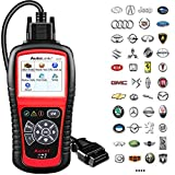 Autel AutoLink AL519 OBD2 Scanner Enhanced Mode 6 Automotive Engine Fault Code Reader CAN Diagnostic Scan Tool, Upgraded Ver. of AL319