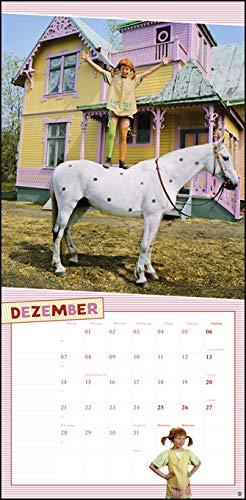 Pippi Langstrumpf Kalender 2020 - 13