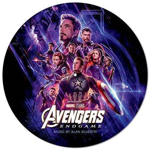 Avengers: Endgame [Disco de Vinil]