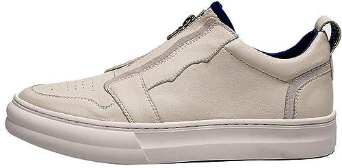 Chaussures HAIZJEN Homme, pour Hommes, Bottes de Printemps pour Hommes Hommes Hommes décontractées 85e