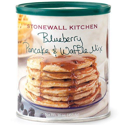 Stonewall Kitchen Blueberry Pancake & Waffle Mix, 16 Ounces